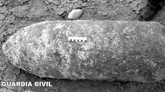 Los artefactos de la Guerra Civil que se desactivan en la actualidad