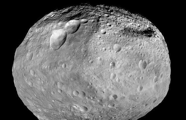 Vesta, el segundo asteroide más grande del Sistema Solar