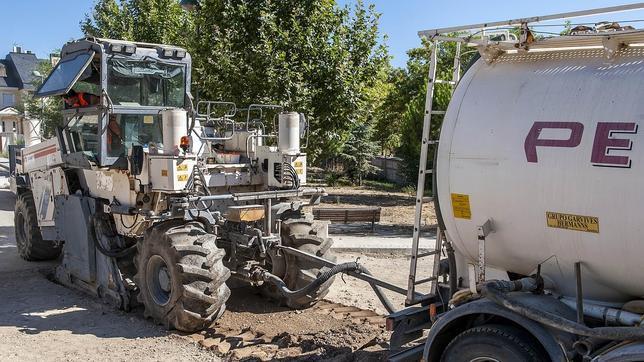 Un «pegamento ecológico» para conservar las vías pecuarias de la Comunidad de Madrid