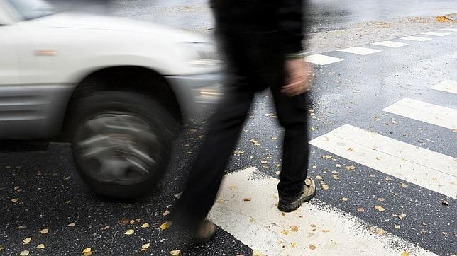 En 2013 aumentaron un 8 por ciento los atropellos a peatones mayores.