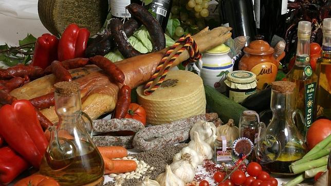 Alimentos que cruzaron el atl ntico for Imagenes de productos americanos