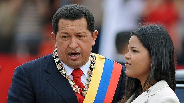 Una hija de Chávez es designada embajadora alterna en la ONU