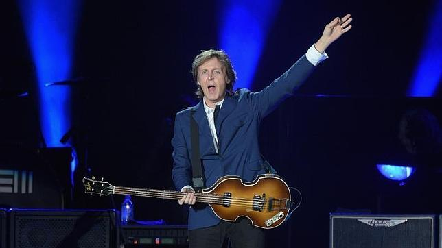 Paul McCartney regresa al último escenario donde tocó con Los Beatles