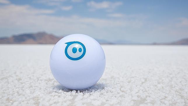 Sphero 2.0: divertida bola robótica