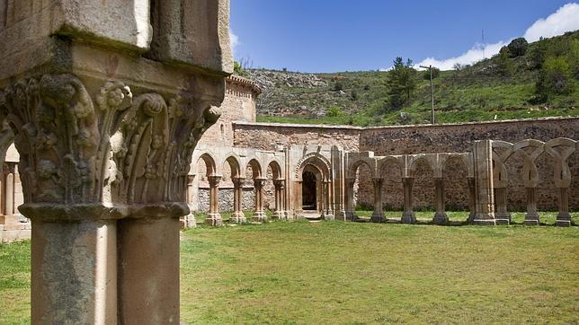 Los famosos arcos del monasterio de San Juan de Duero