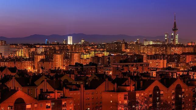 De Madrid Al Cielo A Traves De Sus Terrazas Y Miradores Mas