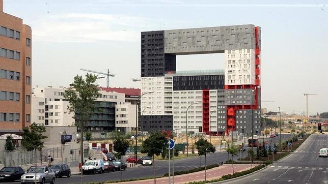 El Edificio Mirador de San Chinarro