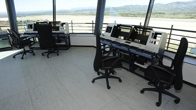 Imagen del aeropuerto de Corvera (Murcia)