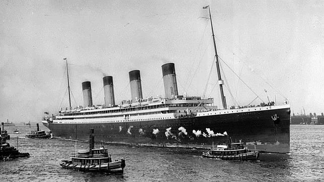 Una enfermedad impidió a Reinhold Boyer embarcarse en el viaje inaugural del Titanic