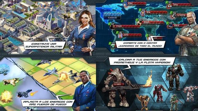 Los Mejores Juegos De Estrategia Militar Para Smartphones