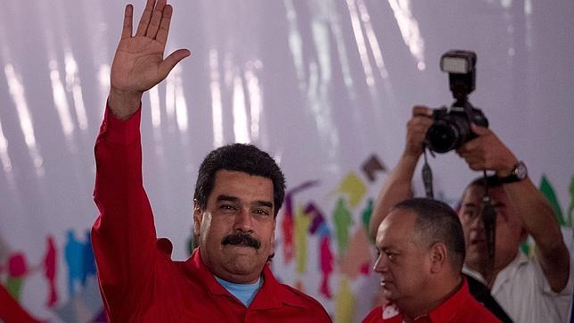Cacerolada contra el racionamiento de Maduro