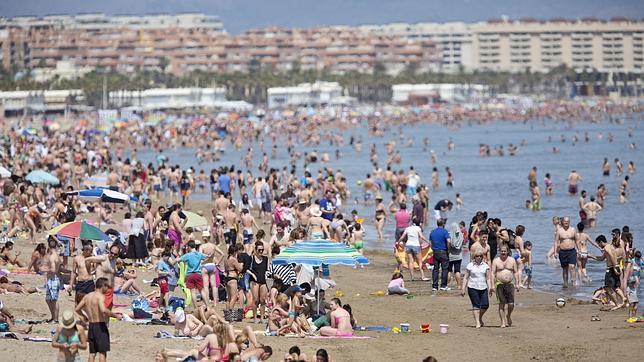 Más de 33 bañistas han fallecido ahogados en las playas de la Comunidad este verano