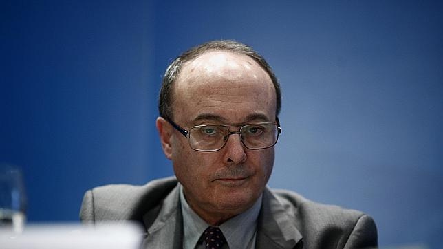 El presidente del Banco de Espala, Luís María Linde