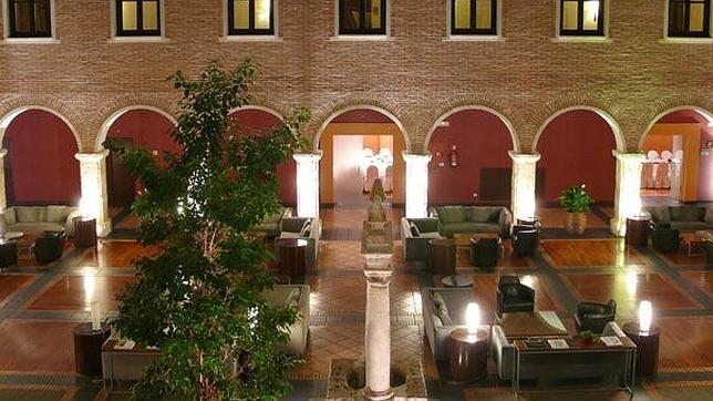 Diez hoteles con encanto de castilla y le n - Hoteles con piscina en valladolid ...