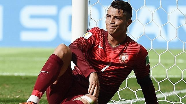 Cristiano Ronaldo, fuera de la lista de Portugal