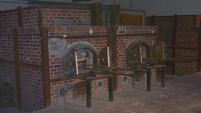 Los hornos del campo aún se pueden ver en el museo de Dachau