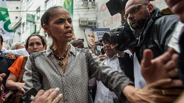 El debate de todos contra Marina Silva