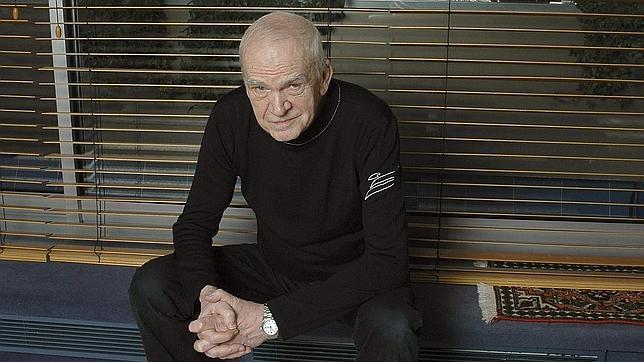 Adelanto de la nueva novela de Milan Kundera, «La fiesta