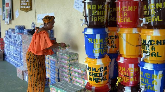 Ébola afecta cosechas y precio alimentos en África occidental