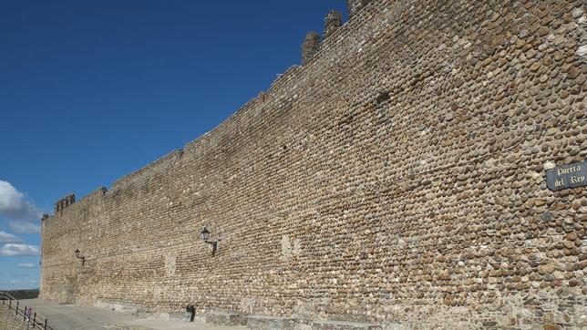 Murallas de Galisteo, Cáceres