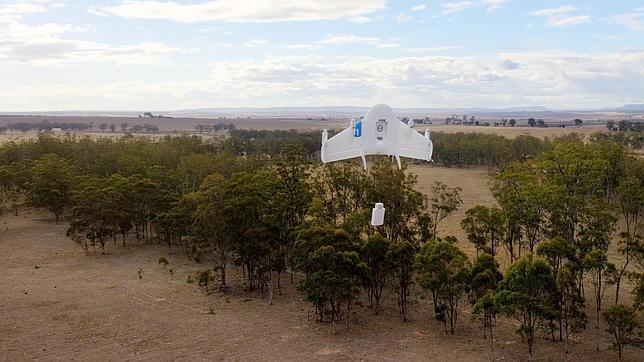 La NASA explica las dificultades de la entrega de paquetes con «drones»