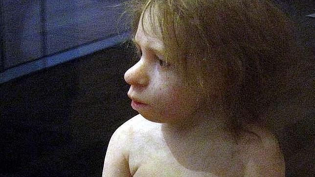 Bebé neandertal