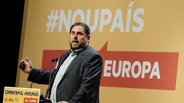 Oriol Junqueras está dispuesto a «blindar» la consulta independentista