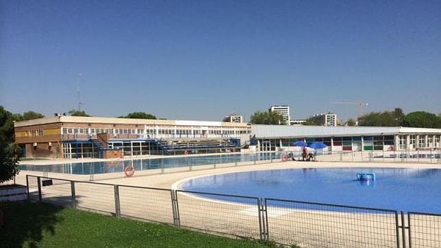 Alcorc n abrir la piscina de santo domingo para combatir for Piscinas en alcorcon