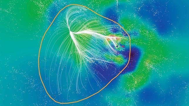 «Laniakea», nuestro colosal hogar en el Universo
