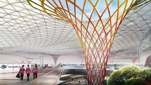 Mexico New Airport Design