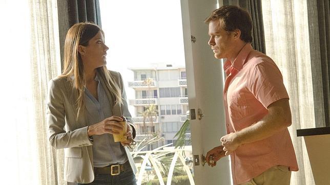 Fotograma de la serie «Dexter»