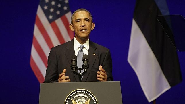 Barack Obama ha asegurado que no se dejará intimidar por el Estado Islámico
