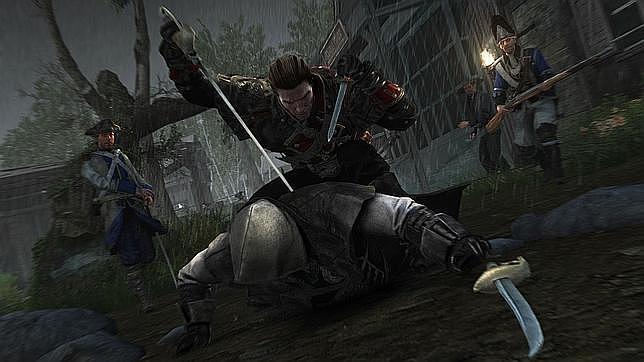 «Assassins Creed: Rogue»: jugar a dos bandas