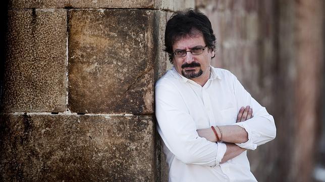 El escritor Albert Sánchez Piñol