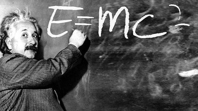 Albert Einstein y su famosa fórmula
