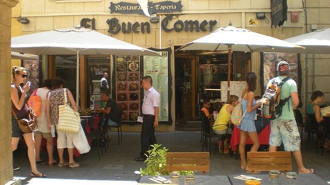 Diez restaurantes de comida casera en Alicante