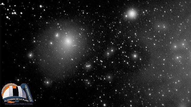 La última oportunidad para ver el cometa Jacques