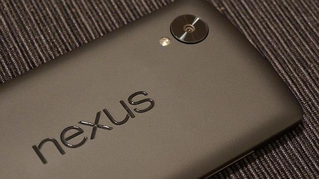 En la imagen un Nexus 5
