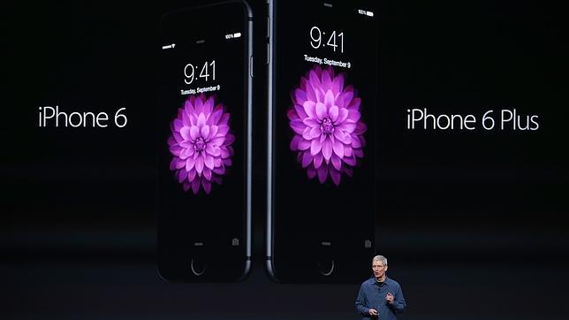 En directo: Apple presenta el iPhone 6, un «phablet» y el reloj Apple Watch