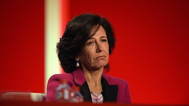 Ana Patricia Botín es la hija mayor de Emilio Botín y Paloma O'Shea