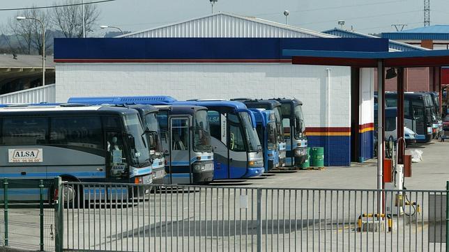 alsa se hace con el transporte urbano de t nger