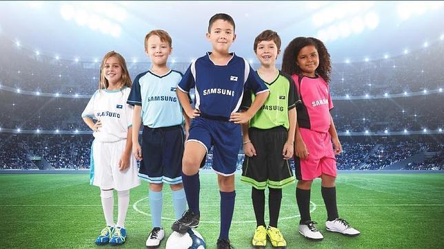 Samsung Hace Posible Que Mas De 15 000 Ninos Puedan Jugar Al Futbol