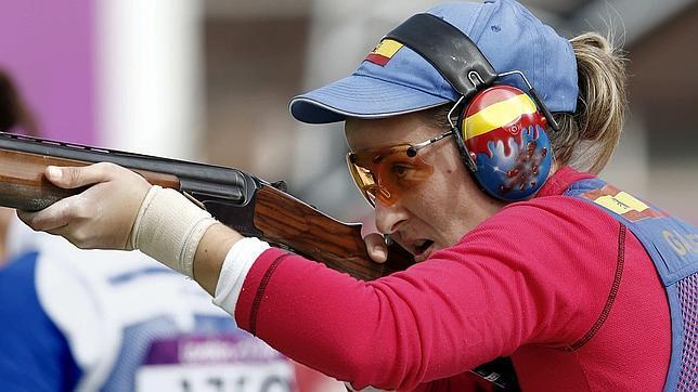Fátima Gálvez, plata en el Mundial de Tiro
