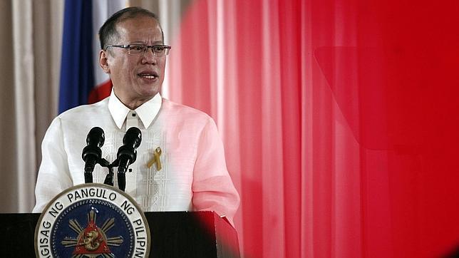 El Rey recibe a Aquino III