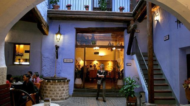 El Mesón de La Dolores, en Calatayud