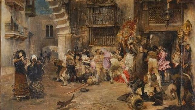 «El Rosario de la Aurora», de José García Ramos