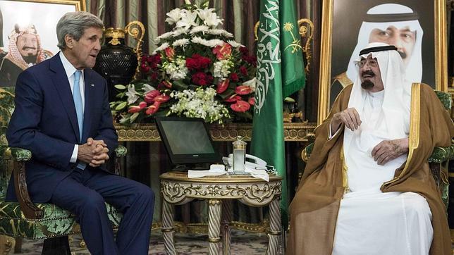 Arabia Saudí, dispuesta a bombardear al Estado Islámico