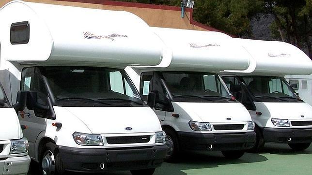 El precio de una autocaravana nueva es variable, pero rara vez baja de 40.000 euros.