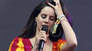 Preocupaci�n por el estado de salud de Lana Del Rey
