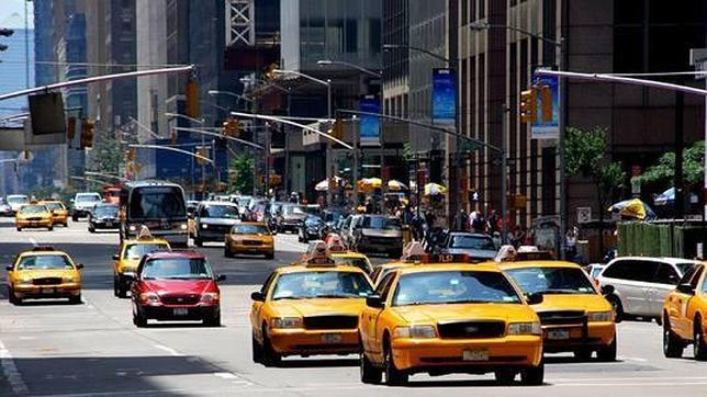 Crean una «app» para que la mujeres pidan en Nueva York taxis conducidos por mujeres